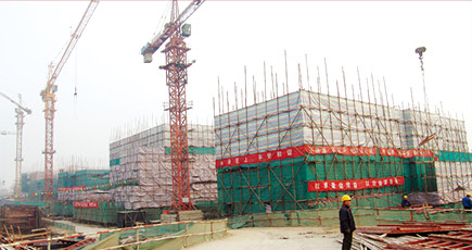 东钓鱼台别墅防水工程