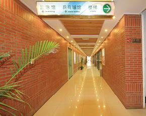 北京富力生态社区会所装饰工程