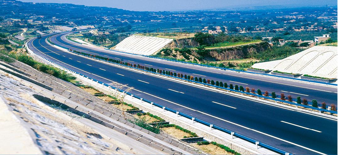 京藏高速公路防水工程